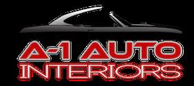 Convertible Tops San Antonio, Tx | Auto Upholstery San Antonio, TX | Upholstery San Antonio, TX Logo